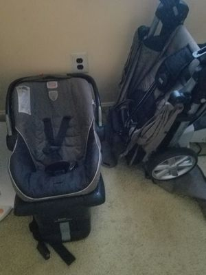 Britax baby stroller and car seat - good condition for Sale in Washington, DC
