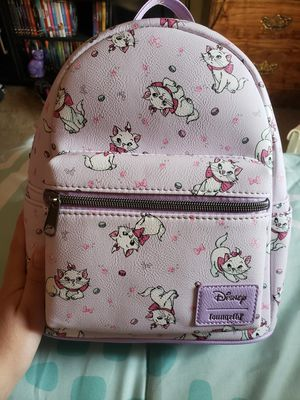 Disney The Aristocrat Marie Loungefly Backpack for Sale in Fresno, CA