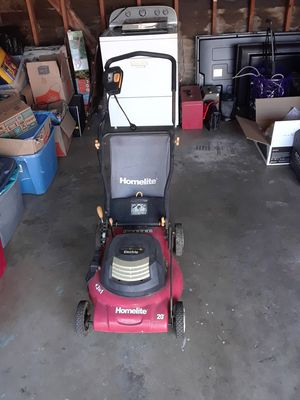 Homelite electric lawn mowers for Sale in Torrance, CA