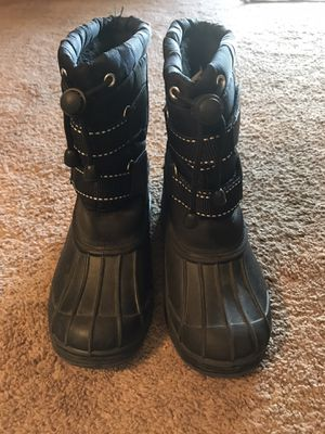 Kids snow boots -size 2 for Sale in Tempe, AZ