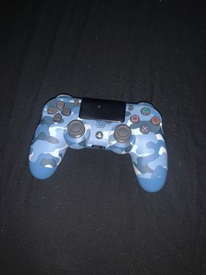 PlayStation 4 controller and game for Sale in Baltimore, MD