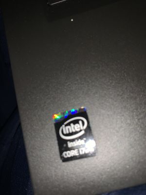 Windows 10 intel i7 laptop for Sale in Williamsport, PA