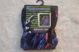 Beetlejuice Throw Blanket Micro Raschel for Sale in Houston, TX