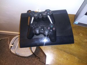 Ps3 500 gb. With 7 games $160 obo for Sale in Carmichael, CA