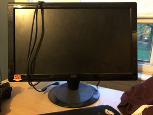 Hd computer monitor for Sale in Baltimore, MD