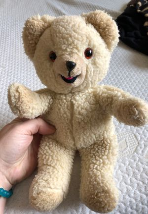 1986 Snuggles Fabric Softener Bear for Sale in New Hradec, ND