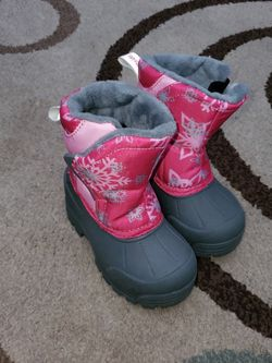 Toddler Snow Boots for Sale in Portland,  OR