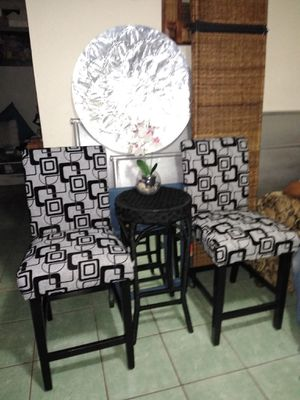 """New stools 24"""" . Black and Grey color. Elegant furniture for Sale in Chula Vista, CA"""