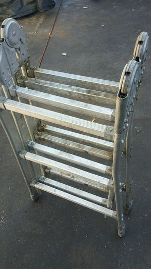 8 ft folding ladder for Sale in Suitland, MD
