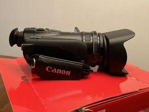 Video camera record( VIXIA HF G20) for Sale in Tulsa, OK