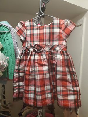 Carters Plaid Dress (Toddler Girl) for Sale in San Diego, CA