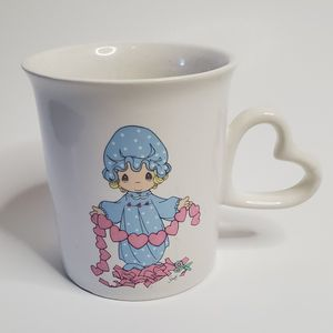 """Precious Moments Coffee Mug Cup """"You Have Touched So Many Hearts"""" 1996 for Sale in Los Angeles, CA"""