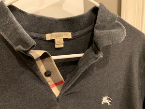 Burberry Polo Size: Medium for Sale in Silver Spring, MD