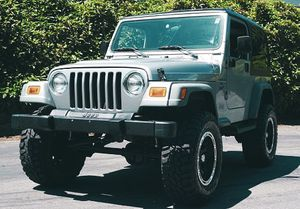 JEEP WRANGLER 2001 BEST DEAL ONLINE for Sale in Raleigh, NC
