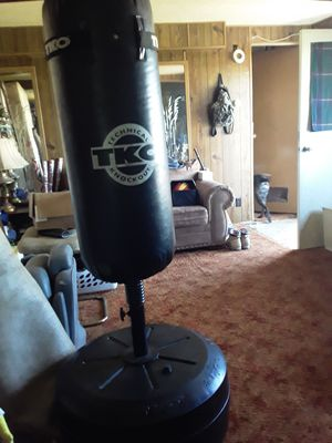 Tko punching bag for Sale in New Baltimore, MI