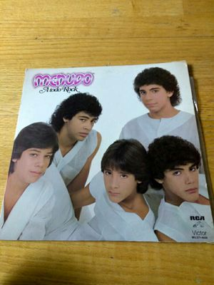 Vintage Vinyl Record of Menudo group for Sale in Chicago, IL