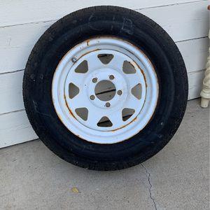 Trailer Spare Tire for Sale in Chula Vista, CA