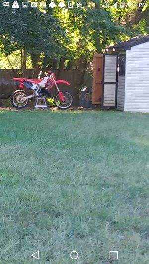 1997 Cr 125 for Sale in Hillcrest Heights, MD
