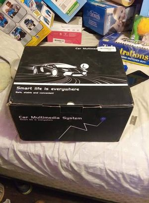 Car multimedia system for Sale in Long Beach, CA