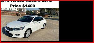ֆ14OO_2013 Honda Accord for Sale in Inglewood, CA