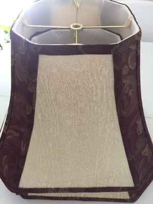 Lamp shade (2) for Sale in Lanham, MD