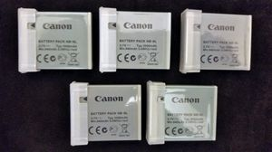 Canon NB-6L Battery Pack for Sale in Wesley Chapel, FL
