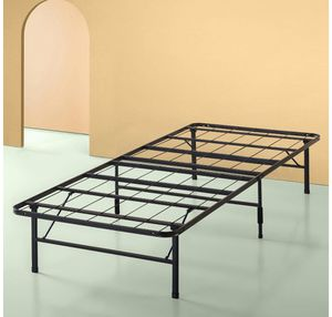Zinus collapsible twin bed frame for Sale in Redmond, WA