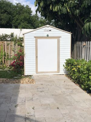 7by7 foot Shed for Sale in Oakland Park, FL