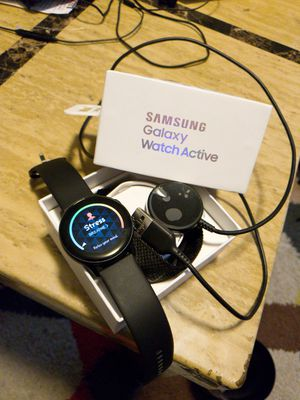 Galaxy Watch Active 1 for Sale in Washington, DC