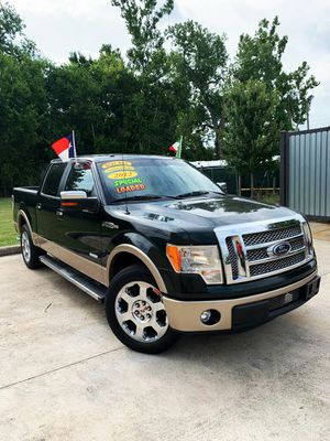 F150 Lariat Ecoboost 2012//Down 2690 or a trade in//not parting out for Sale in Houston, TX