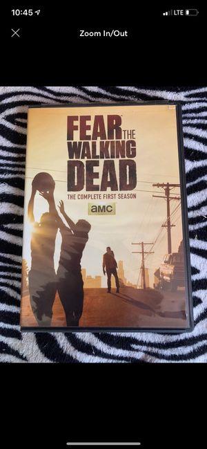 Fear the walking Dead Season 1 for Sale in Reedley, CA