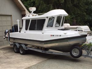 Custom built 2008 ACB power boat for Sale in Snohomish, WA