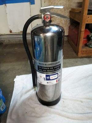 RECHARGABLE FIRE EXTINGSHER for Sale in Lake View Terrace, CA