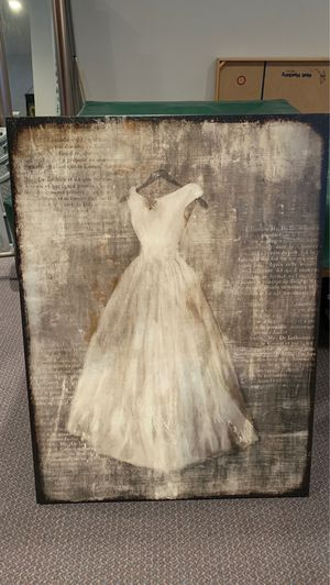 Wedding Dress Picture for Sale in Holland, PA