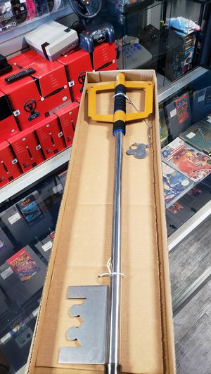 Kingdom Hearts Keyblade (Life-size) for Sale in Torrance, CA