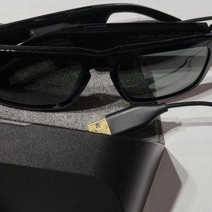 Bose Frames Tenor - Rectangular Polarized, Bluetooth Audio Sunglasses – Black for Sale in Everett, WA