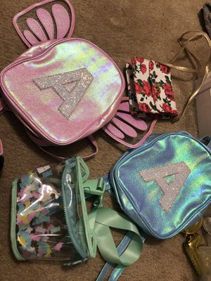 GIRLS BAGS LOT for Sale in DuPont, WA