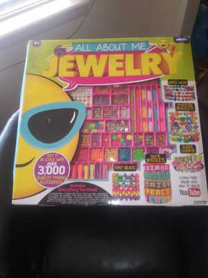 Make your own jewelry kit for Sale in Lawton, OK