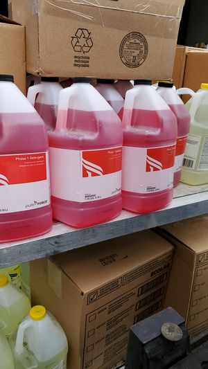 dish machine detergent 1 gallon for Sale in Fort Lauderdale, FL