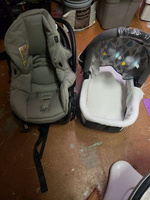 Carseat and bassinet for Sale in Plant City, FL