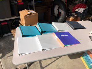 Binders for Sale in Vancouver, WA