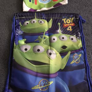DIsney Toy Story Backpack & Small Bag for Sale in Walnut, CA