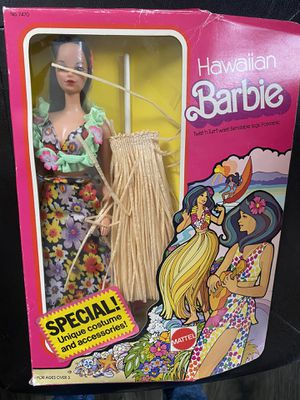 Vintage Hawaiian Barbie in box for Sale in Homer Glen, IL