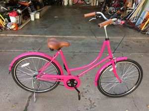 Pink cruiser bike $60 obo for Sale in Caraway, AR