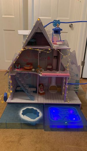 LOL Doll Winter Chalet for Sale in Paramus, NJ