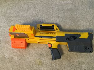 Foldable nerf gun rifle for Sale in Concord, NC