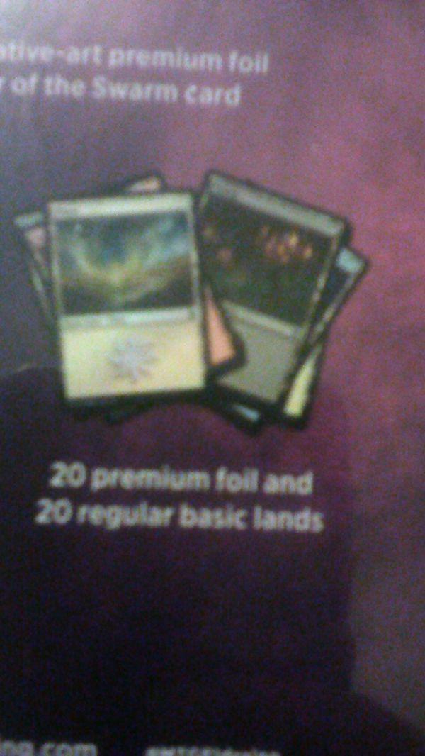 Magic bundle box w 10 booster's