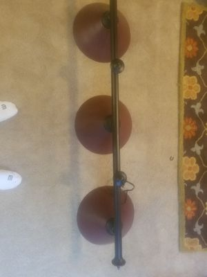 Pool table light set for Sale in Alexandria, VA