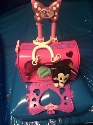 Disney travel cat toy case for Sale in Davenport, FL