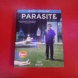 Parasite Blu-ray (2020 Release) for Sale in Oceanside,  CA
